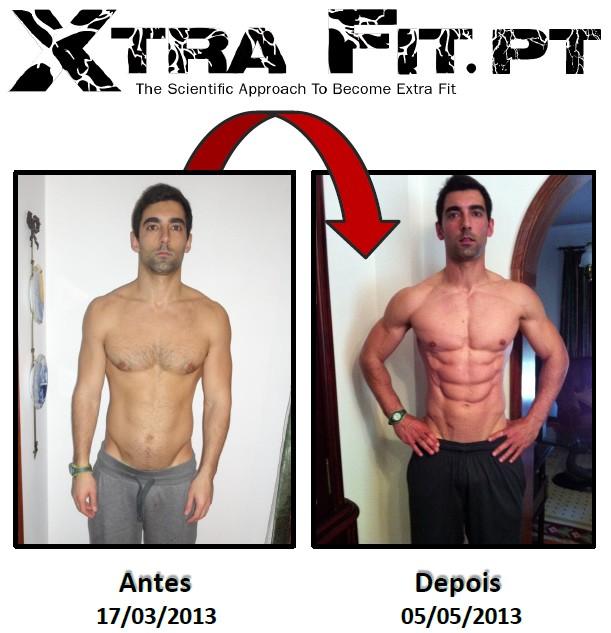 Transformação Corporal Ricardo Vidal