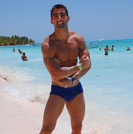 Aqui estou eu em Punta Cana na Ilha Saona - Grandes Férias!